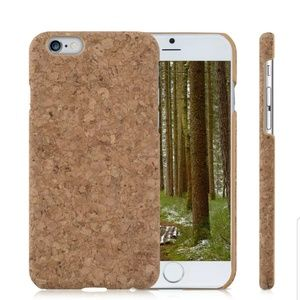 Buzzed iPhone 6 Plus Cork Phone Case by True